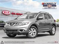 2014 Nissan Murano 4WD Sport Utility Vehicles