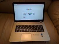 HP ENVY 17 Notebook gaming PC