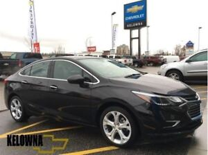 2017 Chevrolet Cruze Premier Auto | Accident Free | Heated Steer