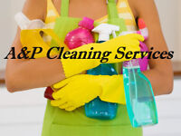 A & P Cleaning Services Ltd