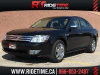 2009 Ford Taurus 4dr Sdn Limited AWD