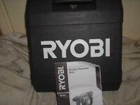 ryobi rsds hammer drill