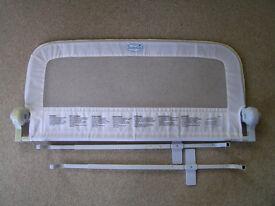 Cot Bed Rail (Summer - white)