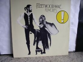 "Original ""Rumours "" by Fleetwood Mac"