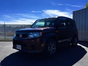 2009 Honda Element SC, FWD, Rare Package, Tango Red