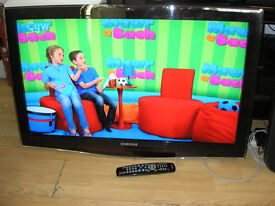 "SAMSUNG 37"" LCD SMART TV"