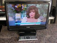 "TOSHIBA 19"" LCD TV"