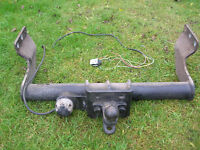 towbar for ford transit