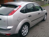 **DIESEL**FORD FOCUS TDCI**(5 DOORS HATCHBACK) LONG MOT+++EXCELLENT CONDITION