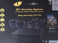 Nightwatcher cctv kit