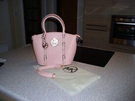 Michael Kors Blush Pink Handbag Brand New