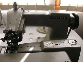 Brother CM B931 Industrial Blind Hemming/Felling machine