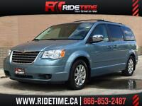 2008 Chrysler Town & Country Touring - Dual DVD Entertainment
