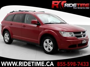 "2014 Dodge Journey SE Plus - 8.4"" Touchscreen"