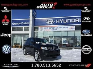 2012 Jeep Compass Sport/North | 4x4 Capabilities