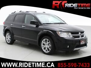 "2015 Dodge Journey R/T AWD - 7 Passenger, 8.4"" Uconnect, Remote"