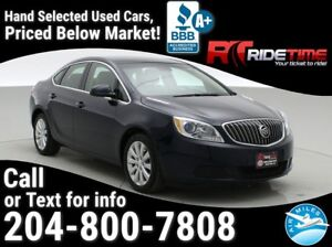 2016 Buick Verano - Leather, Alloy Wheels, GREAT KMs