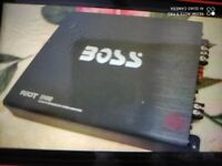 Very cheap. Boss amplifier. Excellent quality. Collect today cheap