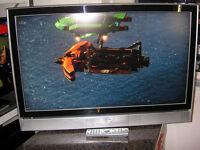 """JVC 37"""" LCD TV"""