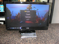 "LOGIK 22"" LCD TV / DVD"