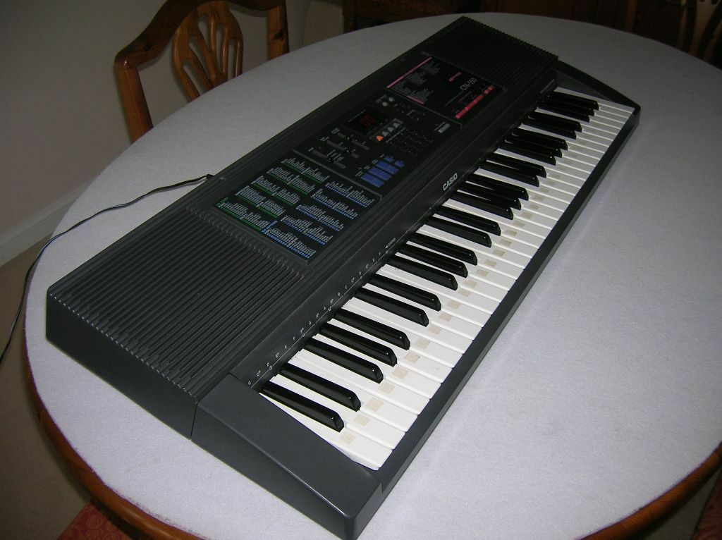 casio ctk 550 electric musical keyboard full size in north lanarkshire gumtree. Black Bedroom Furniture Sets. Home Design Ideas