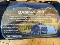 Vango Gamma 250 2 person tent - used good condition £40 ono