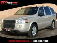 2008 Chevrolet Uplander LT - 7 Passenger, Power Windows & Locks
