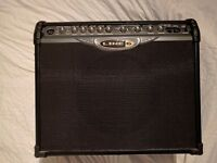 "Line 6 Spider II 75W Guitar Amp - with 1x12"" speaker and footswitch pedal"