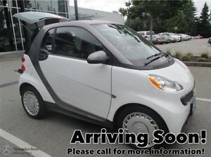 2015 smart fortwo Pure Package