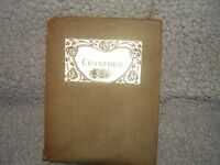 a rare book by mrs e c gaskell titledCRANFORD