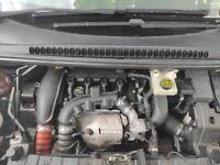 Peugeot, 3008, 2010, Manual, 1.6, HUD, Panoramic Sunroof