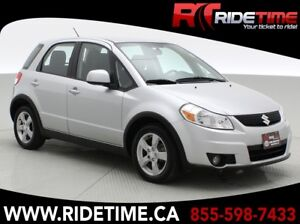 2012 Suzuki SX4 Hatchback JLX AWD - Automatic, Alloy Wheels