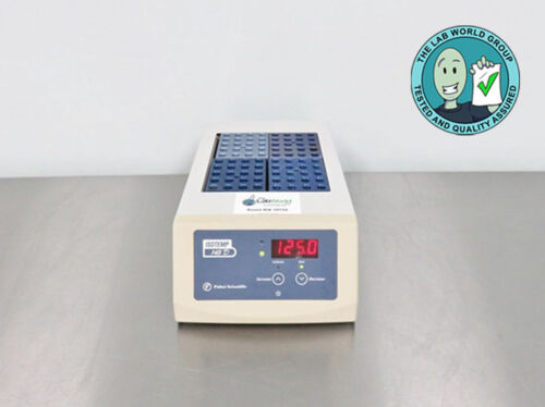 Fisher Isotemp 145D Digital Dry Heat Block with Warranty SEE VIDEO