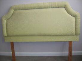HEADBOARD 4'6 Stuart Jones Padded Headboard