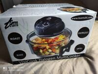 New Visicook halogen oven. Brand New boxed. ideal Christmas present. collect today cheap.