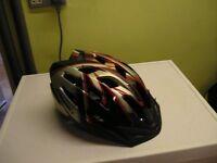Adult cycling helmets