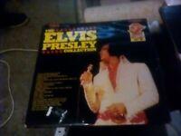 The Elvis Presley Collection 2 Record Set Vinyl Record.