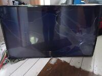 Plasma screen TV (broken)