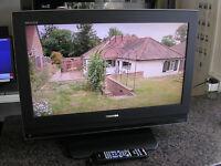 "TOSHIBA 26"" LCD TV"