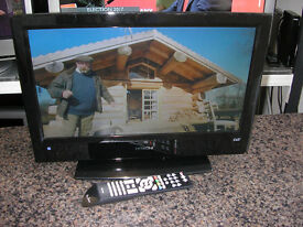 "HITACHI 19"" LCD TV"