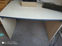 Desk 107.7cmx67cm, Height 78.5cm