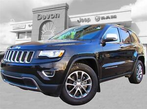 2015 Jeep Grand Cherokee Limited // AWD // Accident Free