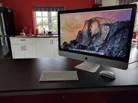 "Apple iMac ""Core i5"" 2.7 27-Inch (Mid-2011) 8GB RAM"