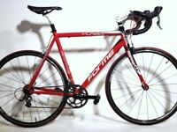Large Immaculate Forme Vision Road Racingcing Bike Carbon Forks Shimano Tiagra