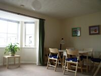 Modern 2-bedroom flat in Newington, Edinburgh