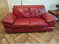 Large Two Seated Sofa