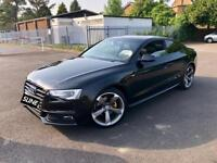 2012 Audi A5 Black Edition 2.0TDi Facelift