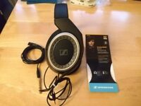 Senheiser headphones HD439 - used only few times