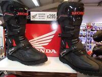 Honda Adventure Boots size 12