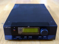 Cyrus 6a Amplifier, boxed and in mint condition PRICE REDUCED